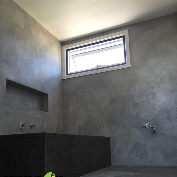 TERRIFIC TADELAKT – CONCRETE LOOK BATHROOM