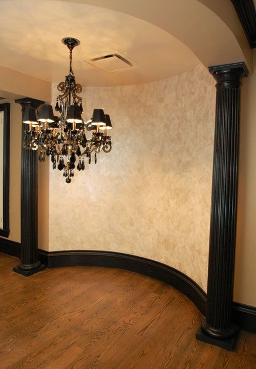 Inspiring Polished Venetian Plaster Wall Finishes From