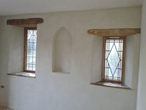 Top5reasons to consider lime plaster
